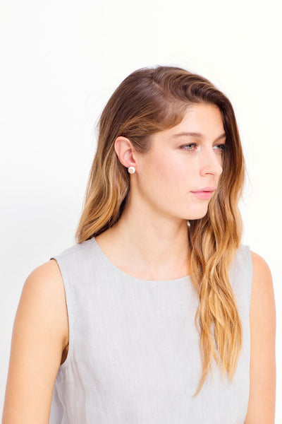 Memento Stud Earrings