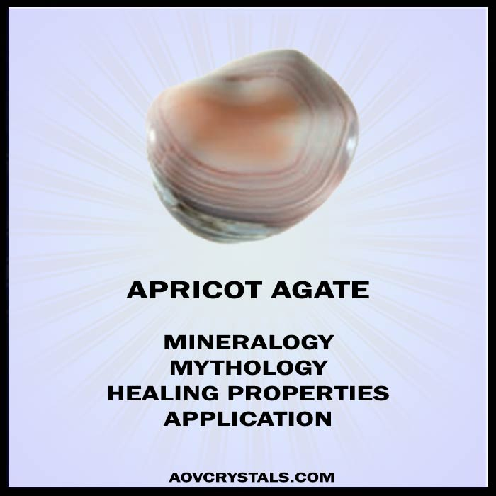 Apricot Agate Meaning Healing Properties