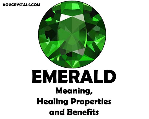 Emerald Meaning Healing Properties and Benefits