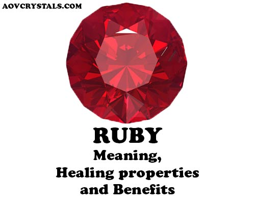 Ruby Meaning Healing Properties Benefits