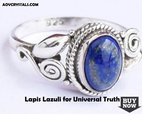 Lapis Lazuli for Universal Truth