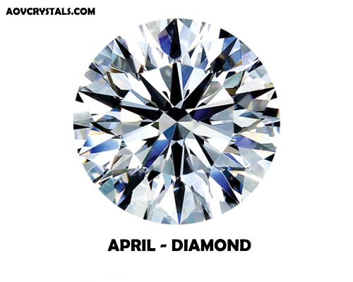 Diamond - Traditional April Birthstone
