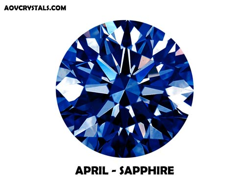 Sapphire - Traditional April Birthstone