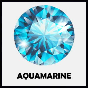 Aquamarine Crystal Information