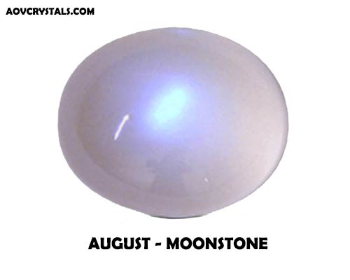Moonstone - Traditional August Birthstone
