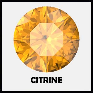 Citrine Crystal Quick Information