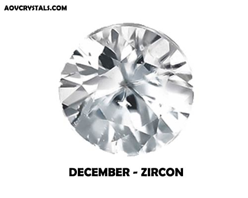 Zircon - Modern December Birthstone