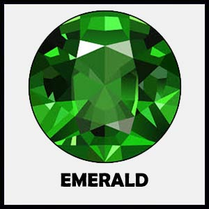 Emerald Crystal Quick Information