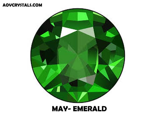 Emerald - Modern May Birthstone