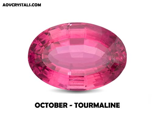 Tourmaline - Modern October Birthstone