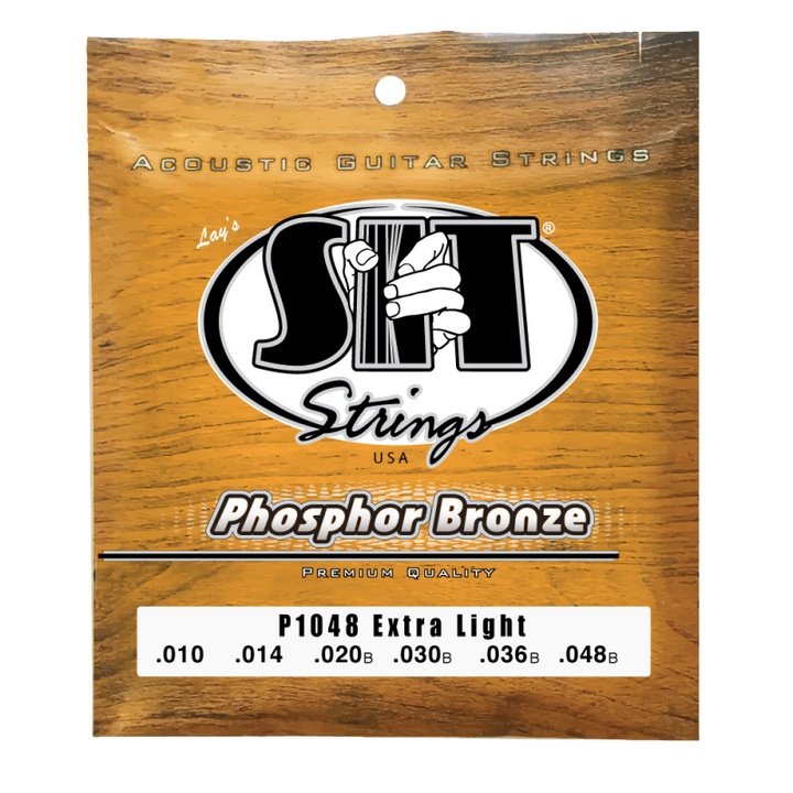 SIT Acoustic Guitar Strings Phosphor Bronze