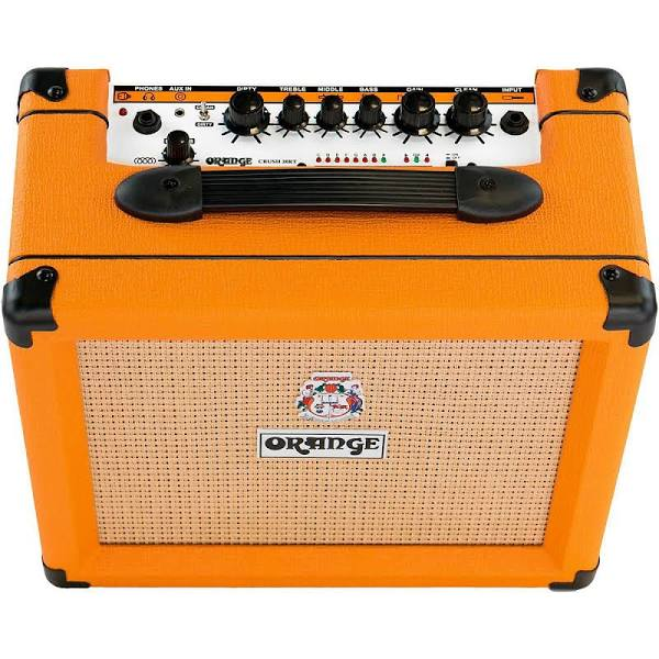 Orange Amplifiers Crush 20RT Guitar Amp Combo