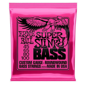 Ernie Ball 2834 Power Slinky Bass Guitar Strings