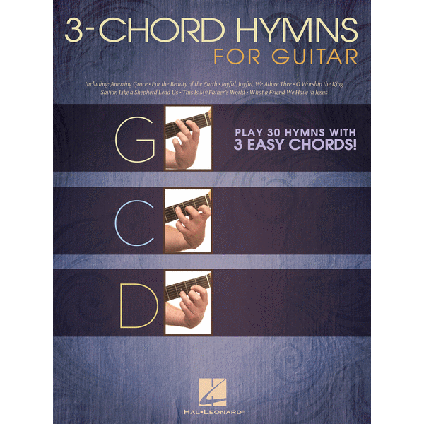 3 Chord Hymns for Guitar
