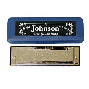 Johnson Blues King Harmonica BK-520