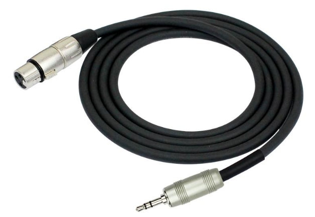 Kirlin AP-494PRL 3.5mm to XLR Female