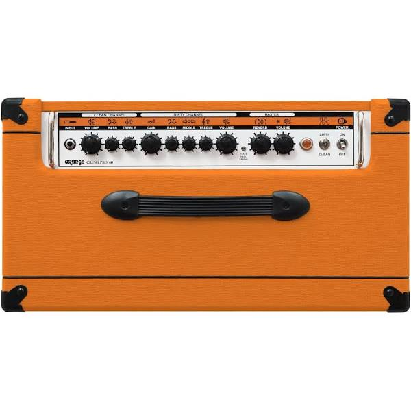 Orange Amplifiers Crush Pro 60W Guitar Amplifier Combo CR60C