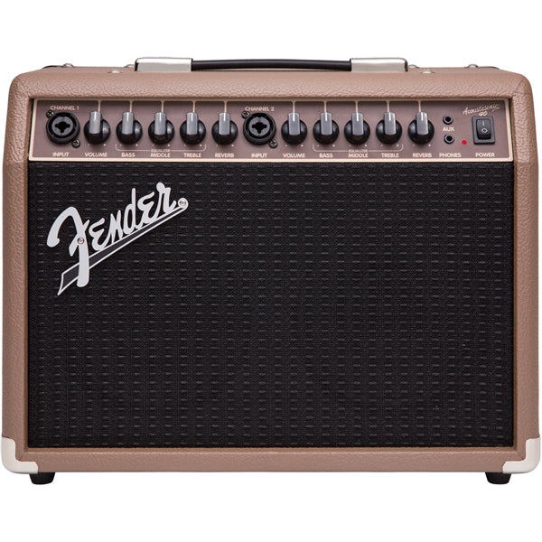 Fender Acoustasonic Acoustic Amplifier