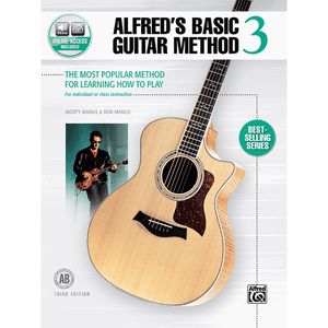 Alfred's Basic Guitar Method 1 - 3