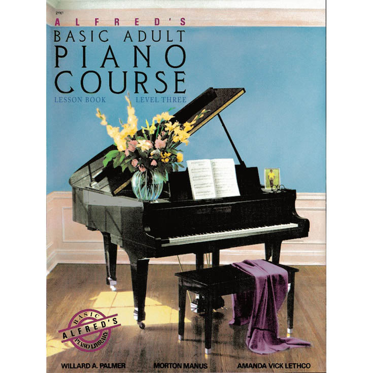Basic adult piano course