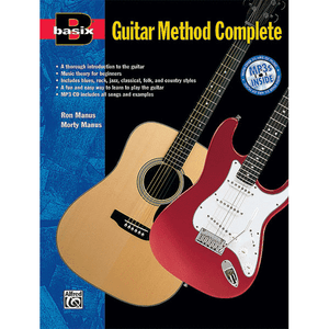 Basix Guitar Method 1- 4