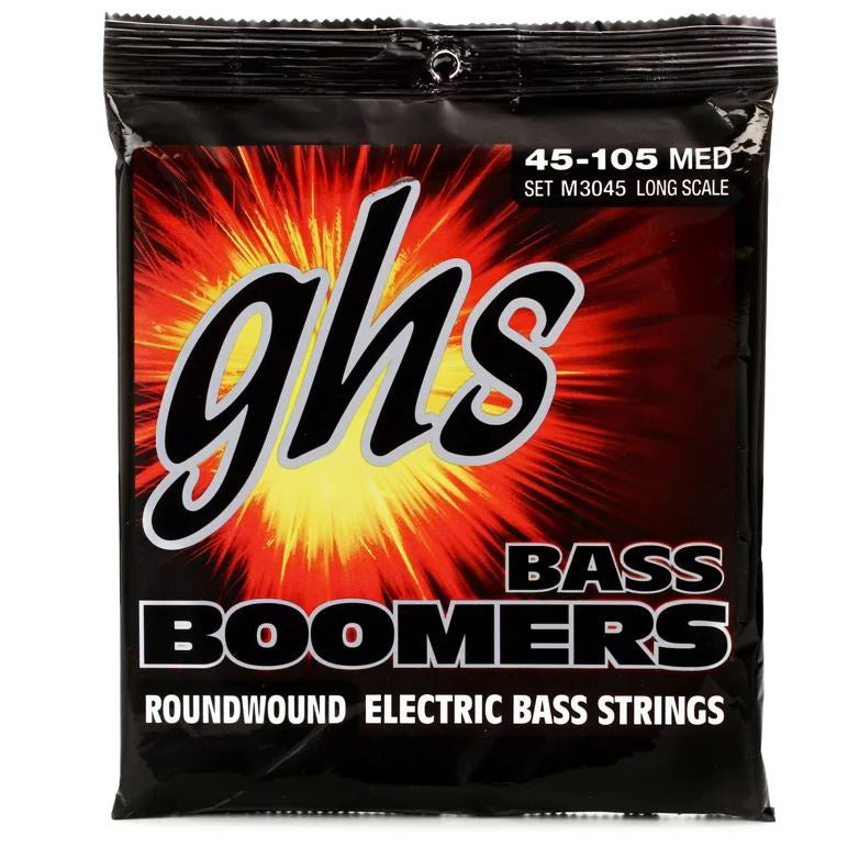 GHS 5 String Bass Boomers