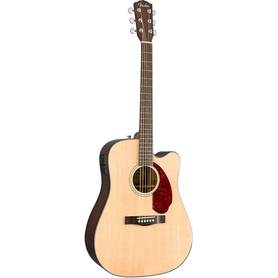 Fender CD-140SCE Acoustic Electric Guitar with Case