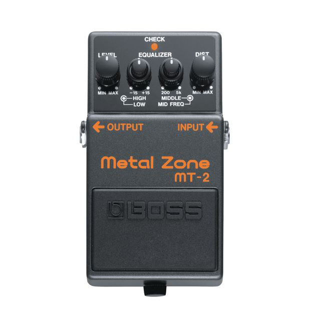 Boss MT-2 Metal Zone Effects Pedal