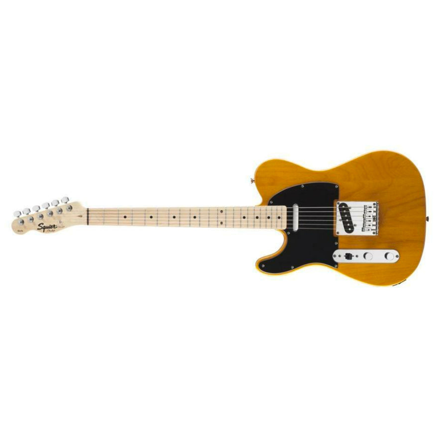 Fender Squier Affinity Telecaster Left-Handed Maple Butterscotch Blonde