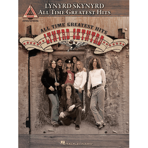 Lynyrd Skynyrd All Time Greatest Hits Guitar or Bass