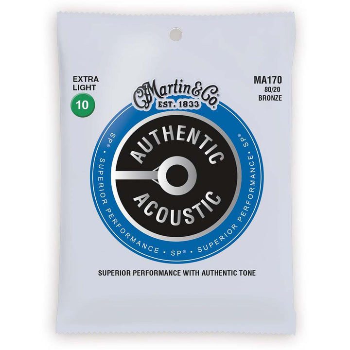 Martin MA170 Authentic Acoustic strings