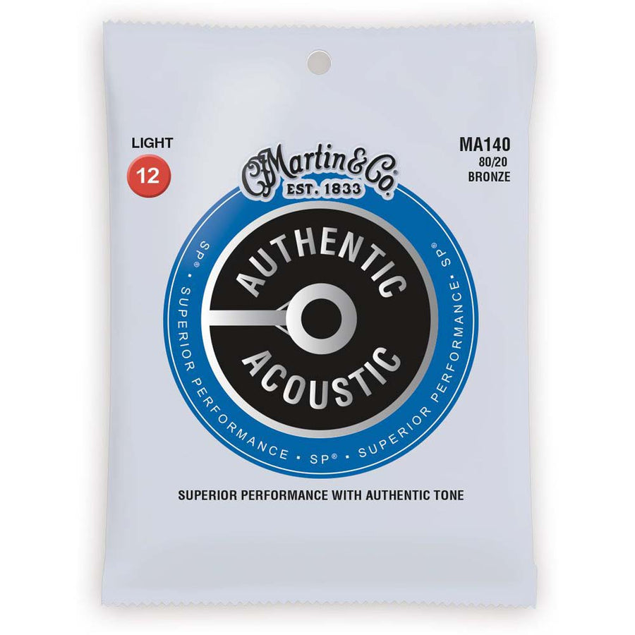 Martin Authentic Acoustic strings MA140