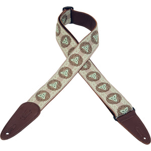 Levy's MGJ-002 Guitar Strap Celtic Triad