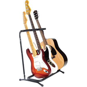 Fender 3-Space Multi-Guitar Stand