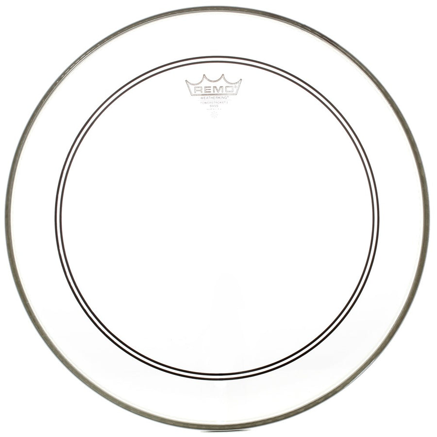 Remo Clear Powerstroke 3 Bass Drum Head