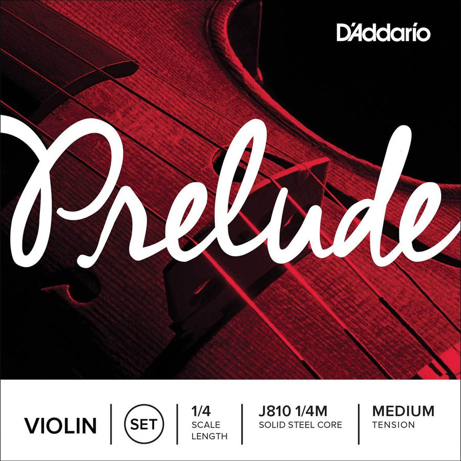D'Addario Prelude Violin Strings