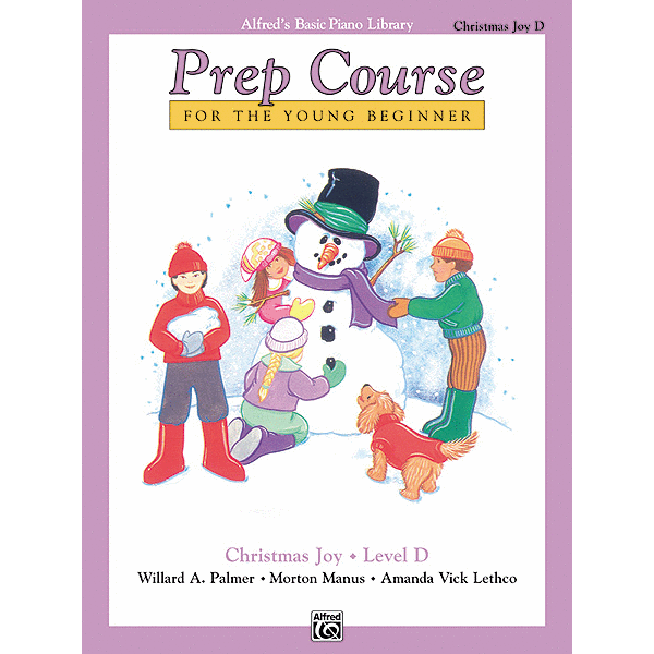 Prep Course Christmas Edition A - F