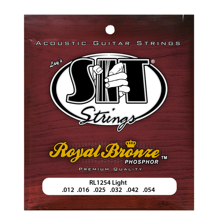 SIT Royal Bronze Acoustic Guitar Strings