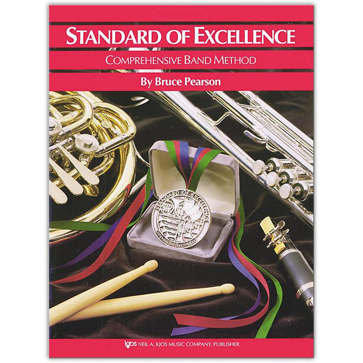 Standard Of Excellence - Drums & Mallet