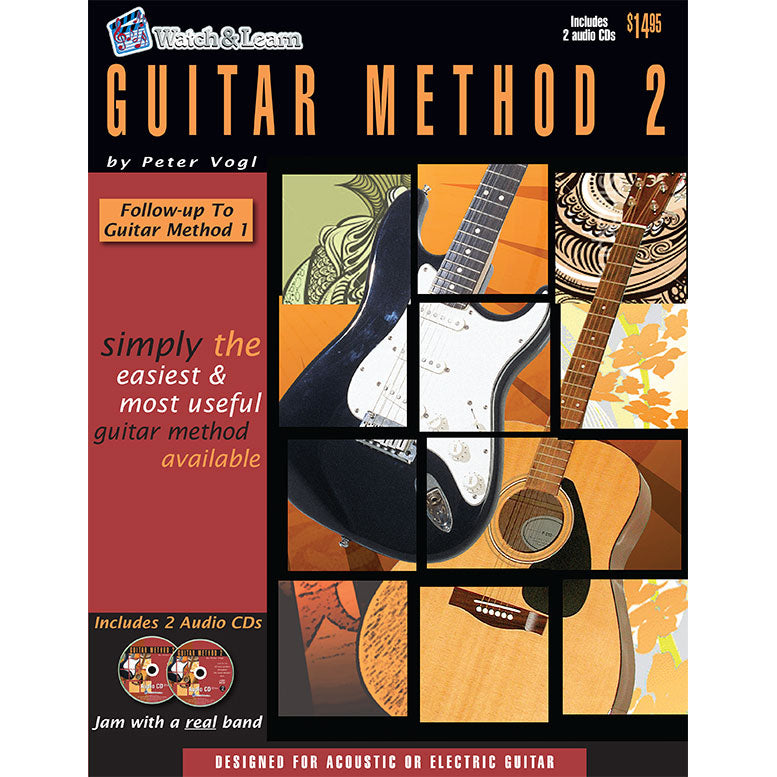Guitar Method From Watch & Learn