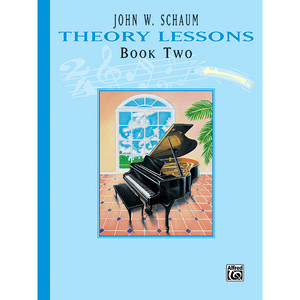 John Schaum Theory Lessons Book