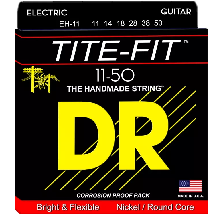 DR Tite-Fit Electric Guitar Strings