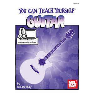 You Can Teach Yourself Guitar with Online Audio