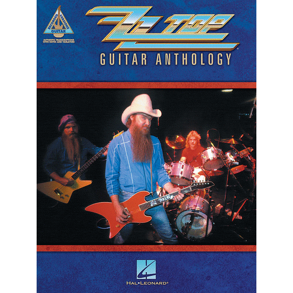 ZZ Top Guitar Anthology