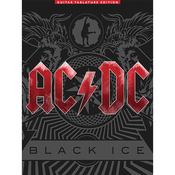 AC/DC Black Ice songbook AM996314