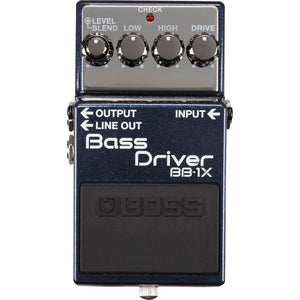 Boss BB-1X Bass Driver Pedal