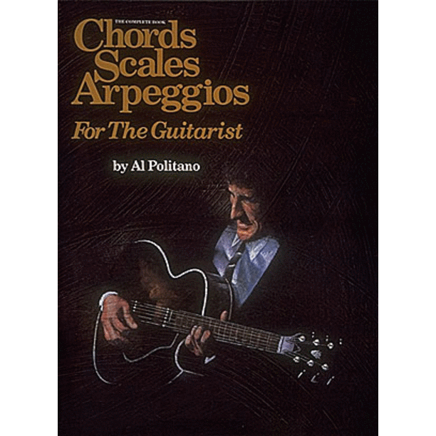 Complete Book Of Chords, Scales, Arpeggios For The Guitar