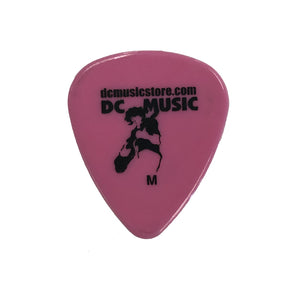 DC Music Pink Guitar Pick