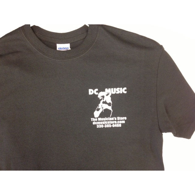 DC Music Store T-shirt