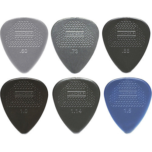 Dunlop Max Grip Picks